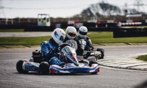 plusieurs karts a traction
