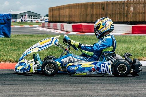 Que doit comporter un circuit de karting sûr?